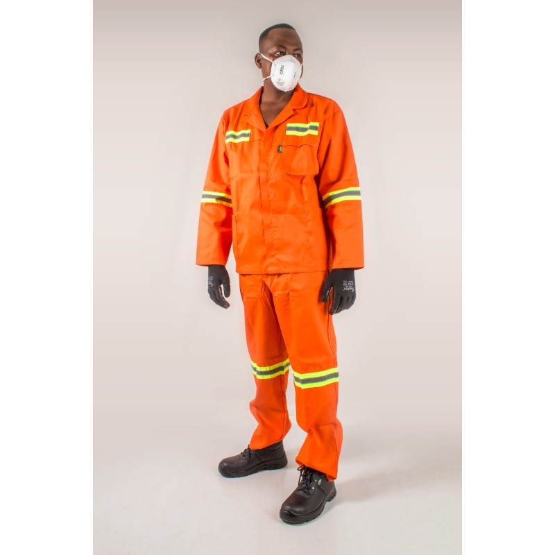 Oranger Two Piece Worksuit